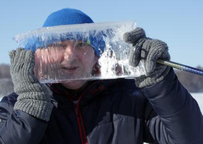 Zimowa Hańcza