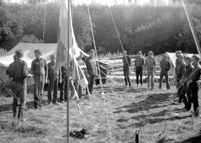 Obóz, Węgorzewo 1982