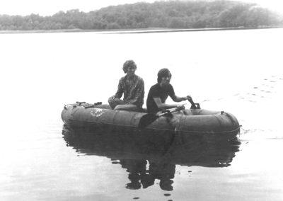 Obóz, j. Mochel, 1976