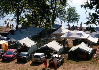 List do mamy z obozu Giewartów 2006