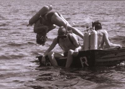 Obóz, j. Pluszne 1980