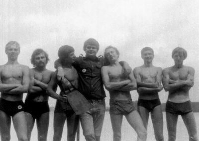 Obóz Mierki 1981