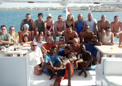 El Akhawein Islands, czyli Brothers Islands na Morzu Czerwonym