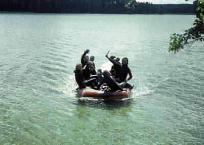 Obóz, Kownatki, 1988