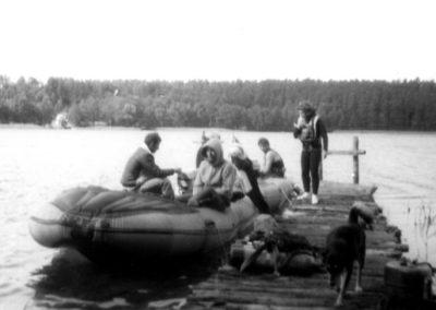 Obóz, j. Pluszno, 1991