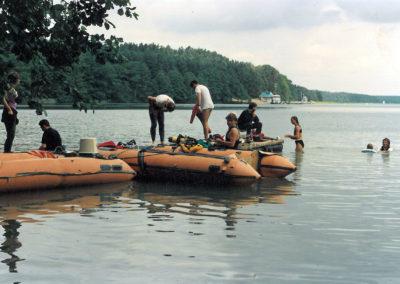 Obóz, j. Pluszno, 1992
